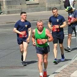 Tet Riga Marathon - Андрей Ваулин (1072), Alberto Pastor Nieto (1956), Adrian Simon Perrino (1961)