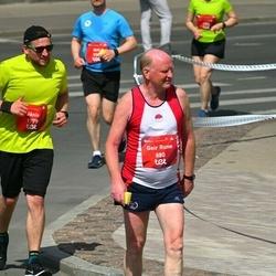 Tet Riga Marathon - Geir Rune Storkås (880), Jānis Dalbiņš (1779)