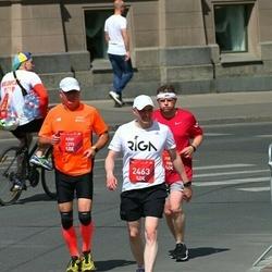 Tet Riga Marathon - Ailar Limmer (1370), Georgy Semenov (2463)