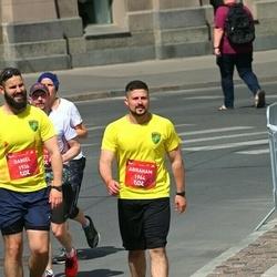 Tet Riga Marathon - Abraham Chicon Vidal (1964)