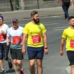Tet Riga Marathon - Agris Jansons (1927), Daniel Diaz Garcia (1936)