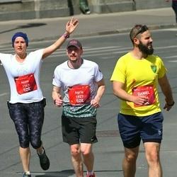 Tet Riga Marathon - Aline Villemot (1342), Agris Jansons (1927), Daniel Diaz Garcia (1936)