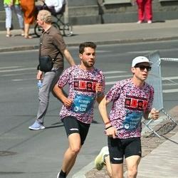 Tet Riga Marathon - Adrian Casla (9900)