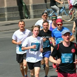 Tet Riga Marathon - Mārtiņš Mozgis (12637), Ādams Sūna (13398)
