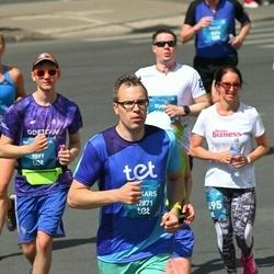 Tet Riga Marathon - Alens Are (9597), Oskars Zeps (12871)