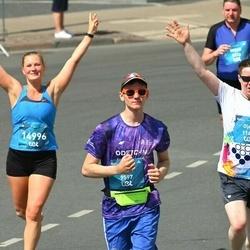 Tet Riga Marathon - Alens Are (9597), Beāta Briška (14996)