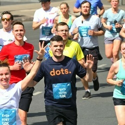 Tet Riga Marathon - Evija Kurzemniece (9787), Igors Krasjukovs (10186)