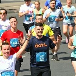 Tet Riga Marathon - Evija Kurzemniece (9787), Igors Krasjukovs (10186), Matīss Laicāns (14662)