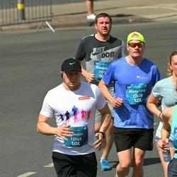Tet Riga Marathon - Romāns Paeglītis (12565), Alexander Prastchuk (12620)