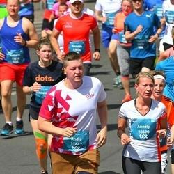 Tet Riga Marathon - Annely Sander (10690), Andis Romanovs (11647)