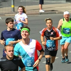 Tet Riga Marathon - Elvis Ābeltiņš (12217)