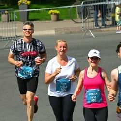 Tet Riga Marathon - Gitana Jaugiene (9930), Iluta Zute-Korotkeviča (12443), Agris Palmbahs (14134)