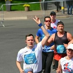 Tet Riga Marathon - Ainārs Bērziņš (11752), Andris Vilde (12516)