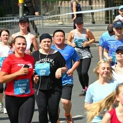 Tet Riga Marathon - Annette Koch (10088)