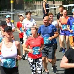 Tet Riga Marathon - Genadi Garankin (11896), Baiba Lazdiņa (13412)