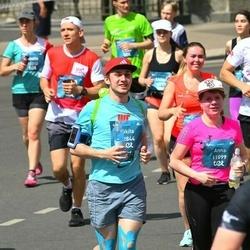 Tet Riga Marathon - Anna Grigorjeva (11099), Nikita Semjonovs (12844)