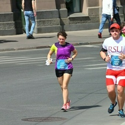 Tet Riga Marathon - Alisa Čudovska (10397)