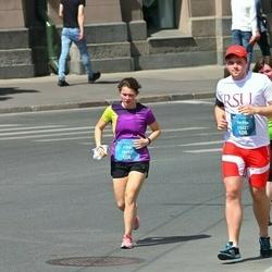 Tet Riga Marathon - Alisa Čudovska (10397), Terēze Frišava (11422)