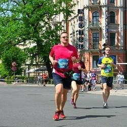 Tet Riga Marathon - Andis Kovaļevskis (14797), Oleg Krayushkin (15258)