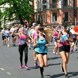 Tet Riga Marathon - Anita Stūre (13808), Katrīna Lagzdiņa (13809), Anne Anete Arāja (15944)