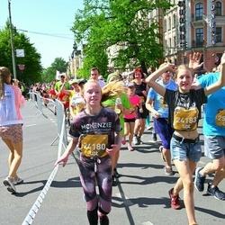 Tet Riga Marathon - Amanda Zakse (24180), Eva Kļaviņa (24183)