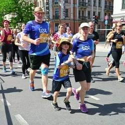 Tet Riga Marathon - Georgs Kusners (21638), Intars Kušners (21639)
