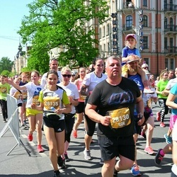 Tet Riga Marathon - Dmytro Matviienko (28130), Anna Līva Lizbovska (28135)