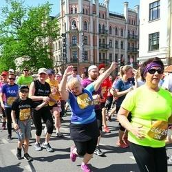 Tet Riga Marathon - Margarita Visocka (21155), Mareks Martins (21293), Evija Vitkus (26429)