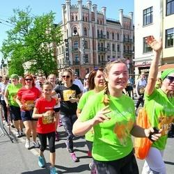 Tet Riga Marathon - Evita Lapsiņa-Kilemnika (26895), Madara Griķe (27064)