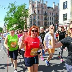 Tet Riga Marathon - Inese Prosko (18792), Evita Lapsiņa-Kilemnika (26895)