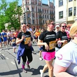 Tet Riga Marathon - Diāna Bukovska (21270), Aija Gērika (21271)