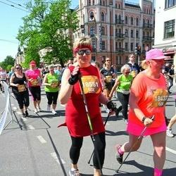 Tet Riga Marathon - Aiga Augustova (18437), Zanda Jaunsproģe (18551)