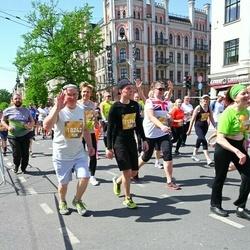Tet Riga Marathon - Evalds Trops (18242), Alena Liapesha (21760)