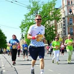 Tet Riga Marathon - Ernests Blaževičs (20163)