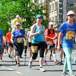 Tet Riga Marathon - Paula Freimane (20521), Aija Medinika (21812)