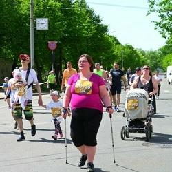 Tet Riga Marathon - Inga Strode (20736), Angelina Tavkiņa (21090), Emilija Tavkiņa (21092)