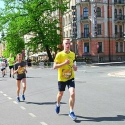 Tet Riga Marathon - Anete Ozoliņa (24915), Arturs Savickis (27780)