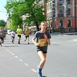 Tet Riga Marathon - Anete Ozoliņa (24915)