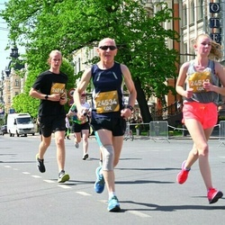 Tet Riga Marathon - Agija Dace Bidiņa (24513), Jānis Lagzdkalns (24534)