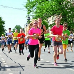 Tet Riga Marathon - Adriana Osmane (23295), Viktorija Kurciša (23296)