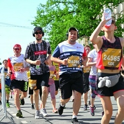Tet Riga Marathon - Maksims Antipovs (26285), Alise Kaņepe (27255)