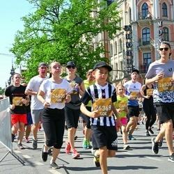 Tet Riga Marathon - Aleksejs Sorokins (24635), Marsels Liepiņš (26369)