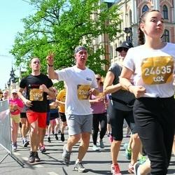 Tet Riga Marathon - Aleksejs Sorokins (24635), Artjoms Cernouss (24929), Aleksandrs Šašimovs (27489)