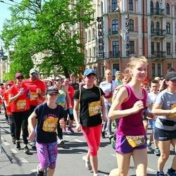 Tet Riga Marathon - Andžela Aļošina (25982), Dārta Kandere (26047), Dana Grunte (27039), Agris Grunte (27088)