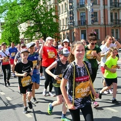 Tet Riga Marathon - Estere Anna Sileniece (23682), Daniils Bondovs (25681)