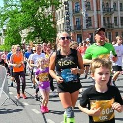 Tet Riga Marathon - Alise Puķāne-Zuģicka (13402)