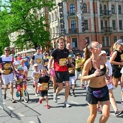 Tet Riga Marathon - Ainārs Liepa (27390), Rūdolfs Liepa (27398)