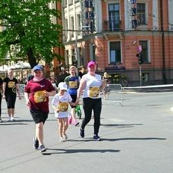 Tet Riga Marathon - Emīls Štelcs (25417), Marina Mazalova (26753), Džesika Kovale (26819)