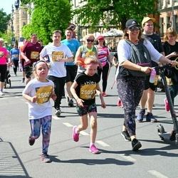 Tet Riga Marathon - Dagmāra Brīze (25001), Adriana Špate (25051)