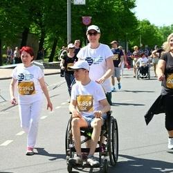Tet Riga Marathon - Aija Mihailova (23963), Fricis Gustavs Alliks (24859)